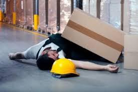 Fall At Work Injury Claims