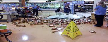 Supermarket Accident Claims