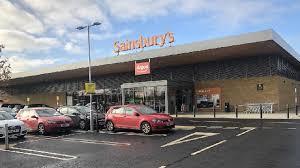 Sainsbury Accident